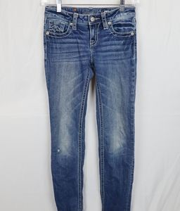 Miss Me Jeans Skinny Size 14